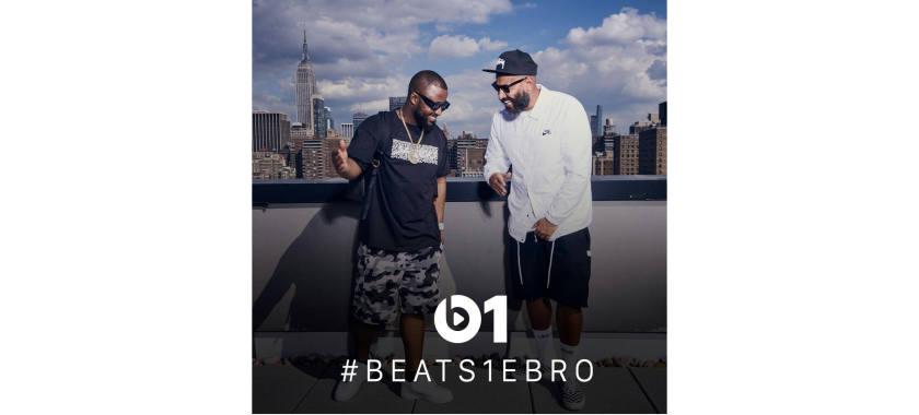 Listen to Cassper Nyovest's Beats 1 Interview With Ebro cass