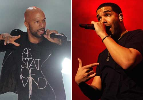Common VS Drake common vs drake2