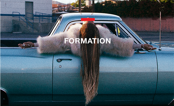 Watch Beyonce's New 'Formation' Music Video cover exclusive