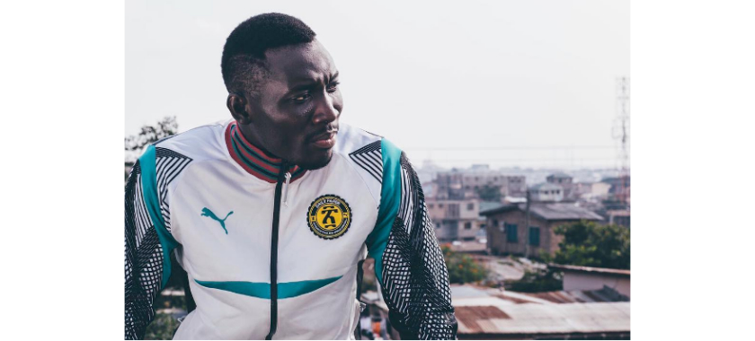 PUMA & Daily Paper Celebrate PUMA's 20th Year Partnership with African Football (Watch) daily p