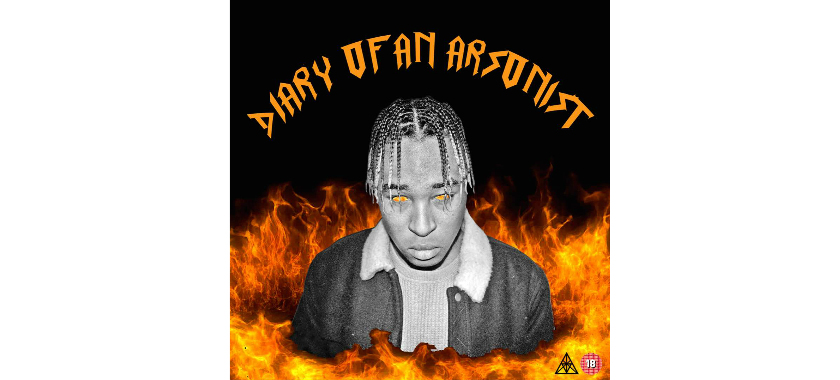 Listen to PatrickxxLee's 'Diary Of An Arsonist' Album Teaser Snippets diary