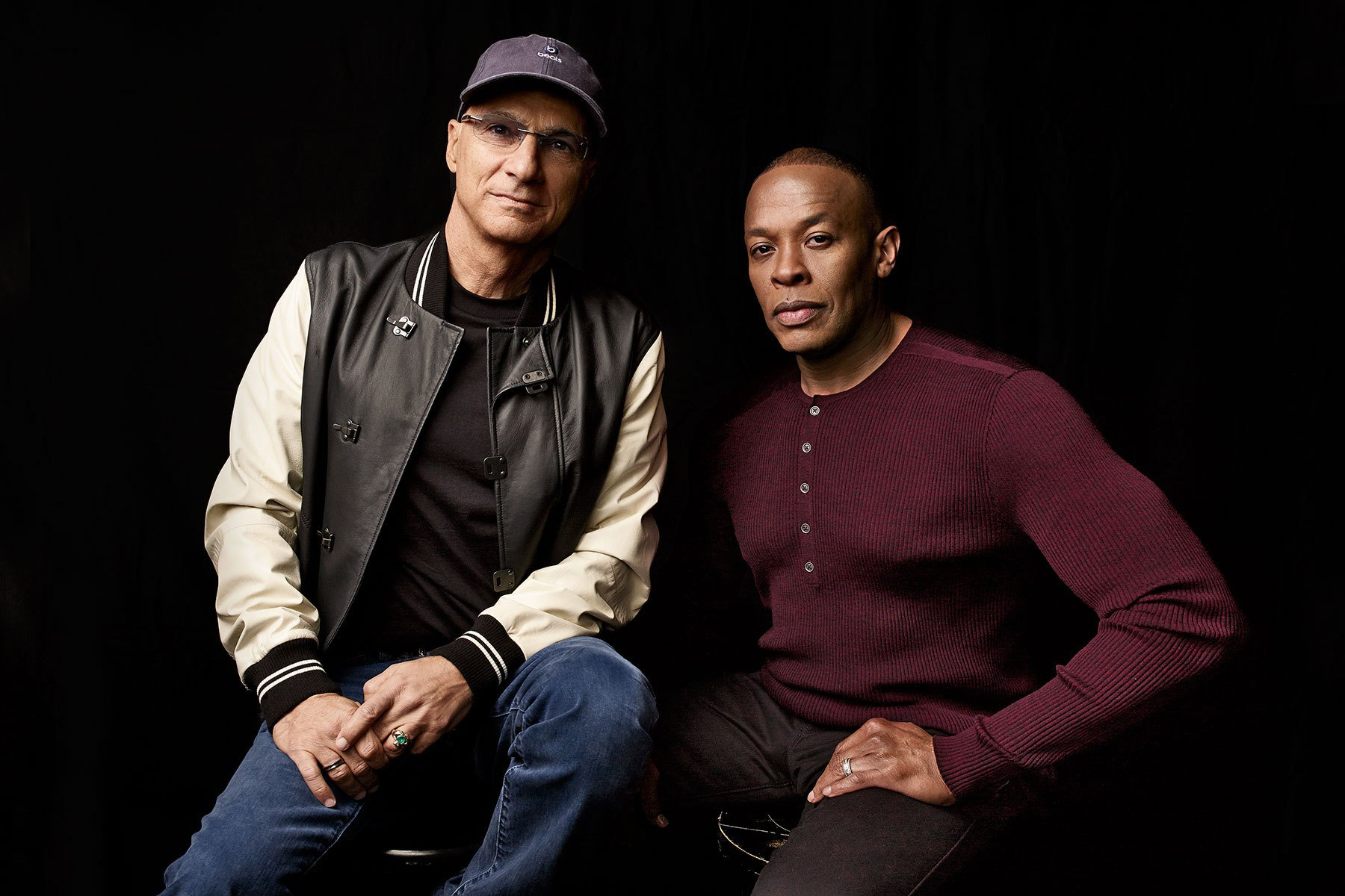 Peep The HBO Star-Studded Trailer for Dr. Dre & Jimmy Iovine's Documentary 'The Defiant Ones' dr dre and jimmy iovine