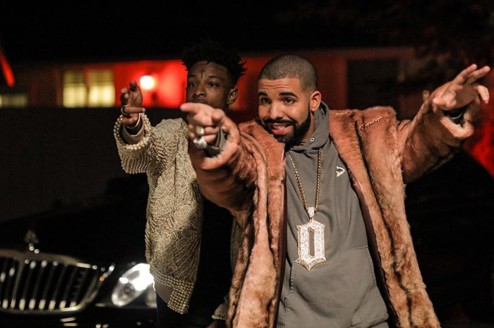 New 21 Savage 'Issa' Joint Ft. Drake & Young Thug Leaked [Listen] drake 21 savage young thug issa surfaes