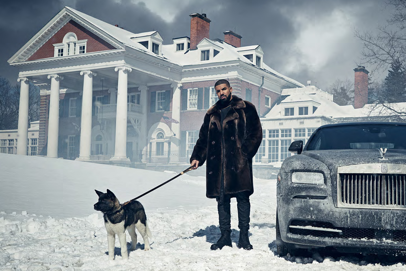 Drake Is The Most Streamed Artist Ever On Spotify drake views digital booklet 0