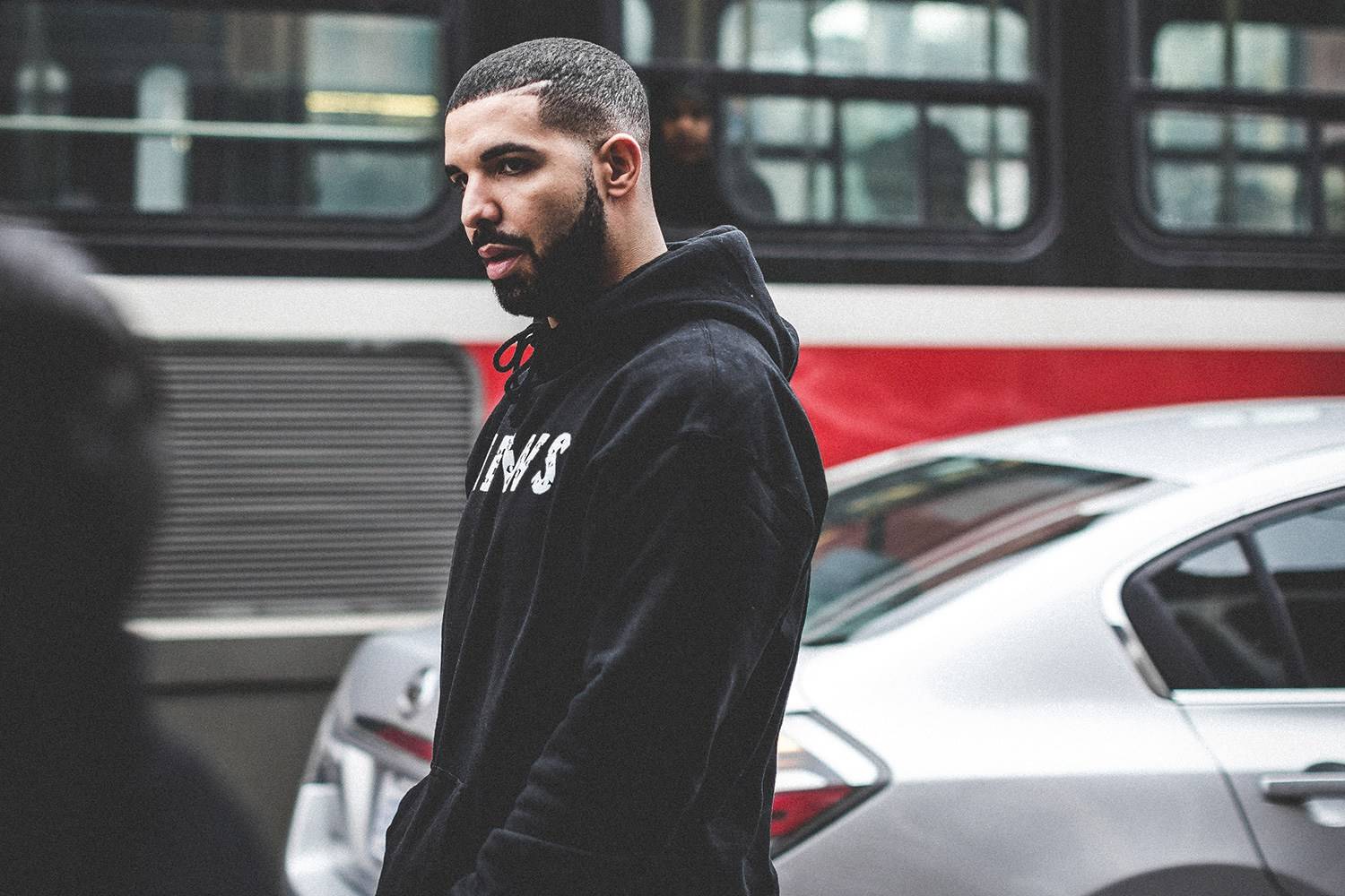 drake Drakes Says Pusha Beef Was Taking Him To A Very Dark Place drake views from the 6 toronto pop up 1