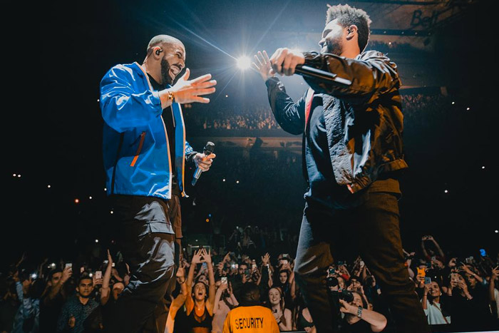 New Drake x The Weeknd Collab Album is on The Way [Watch] drake weeknd toronto