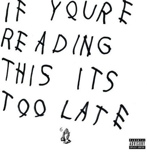 Drake's Views From The 6 On The Way drake