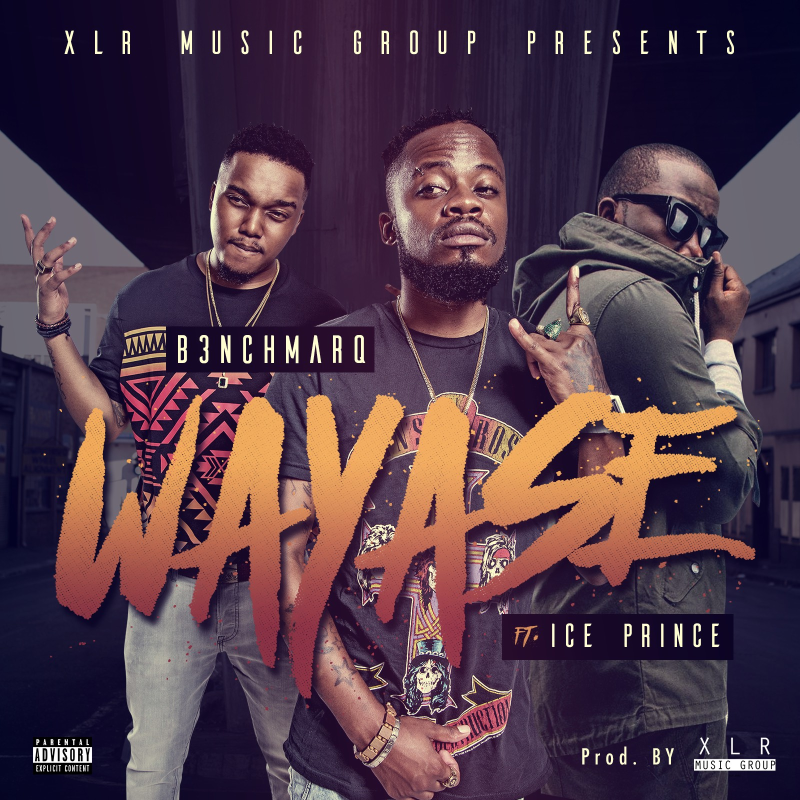 Listen to B3nchMarQ's New 'Wayase' Joint Ft. Ice Prince e1ed15d08042bcac8edab1cbceed6bc1