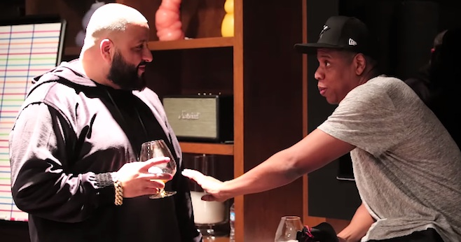 Jay Z Is Now DJ Khaled's New Manager e540715f