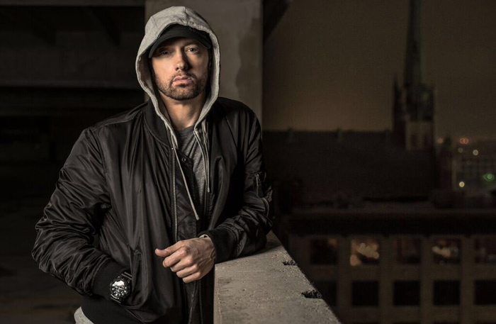Watch Eminem Destroy Donald Trump In His BET Cypher eminem cypher hha