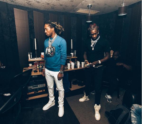 Future & Young Thug Are Up to Something f1