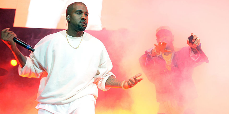 Kanye West & Big Sean Perform 'Champions' For The First Time [Watch] faf5613e