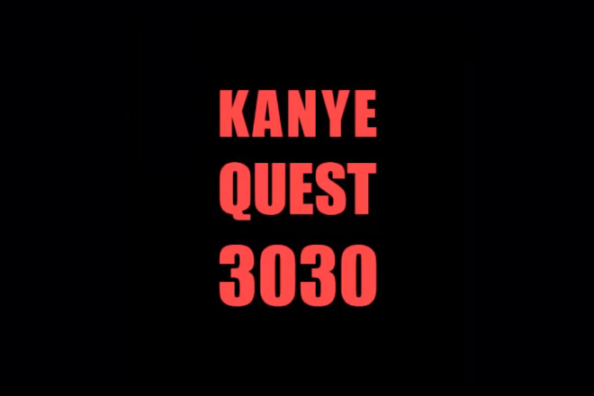Kanye sent into the future in unauthorized video game fan creates kanye west video game kanye quest 3030 1