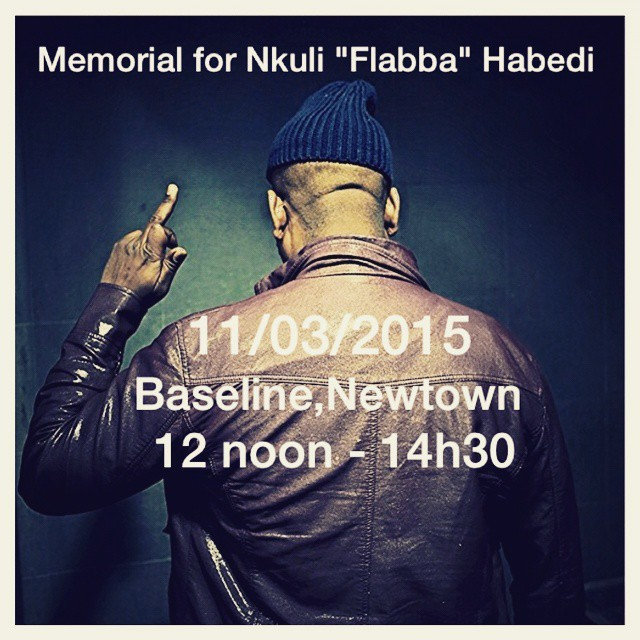 HHP & Ntukza Drop Songs In Memory Of Flabba flabbba