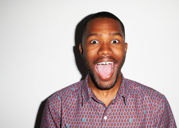 Calvin Harris Drops New 'Slide' Song Ft. Frank Ocean & Migos [Listen] frank ocean 616x4401