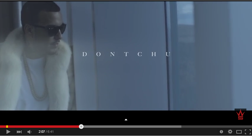 French Montana Drops 'Dontchu' Video french