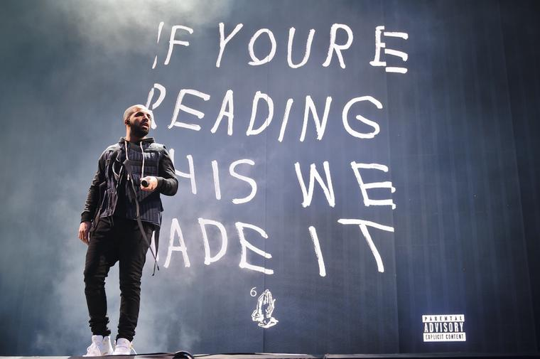Drake Breaks Michael Jackson's 32-Year Old Record gettyimages 479403778