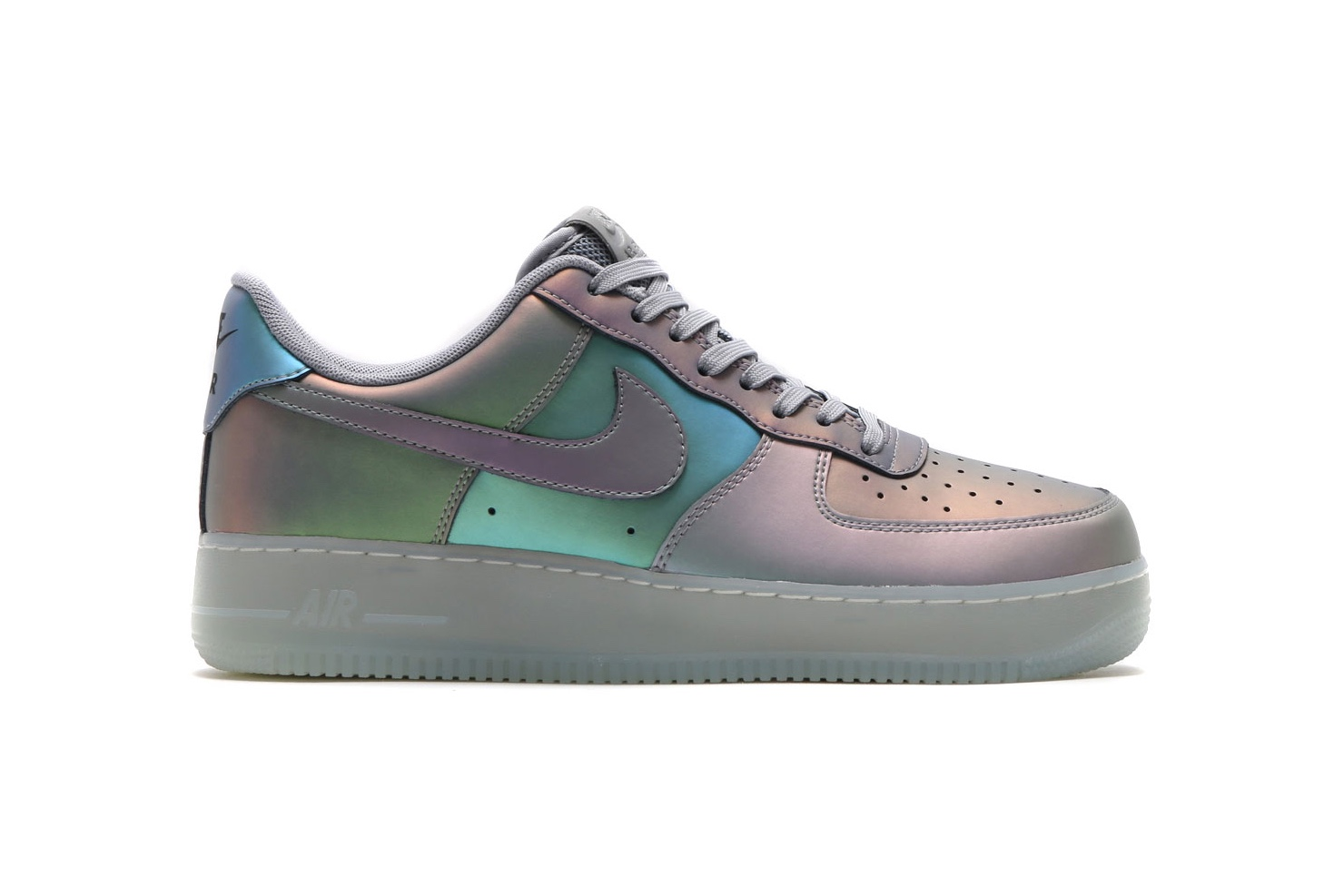 Nike Drops Air Force 1 Iridescent Makeover Trio [SneakPeak] http 2F2Fhypebeast