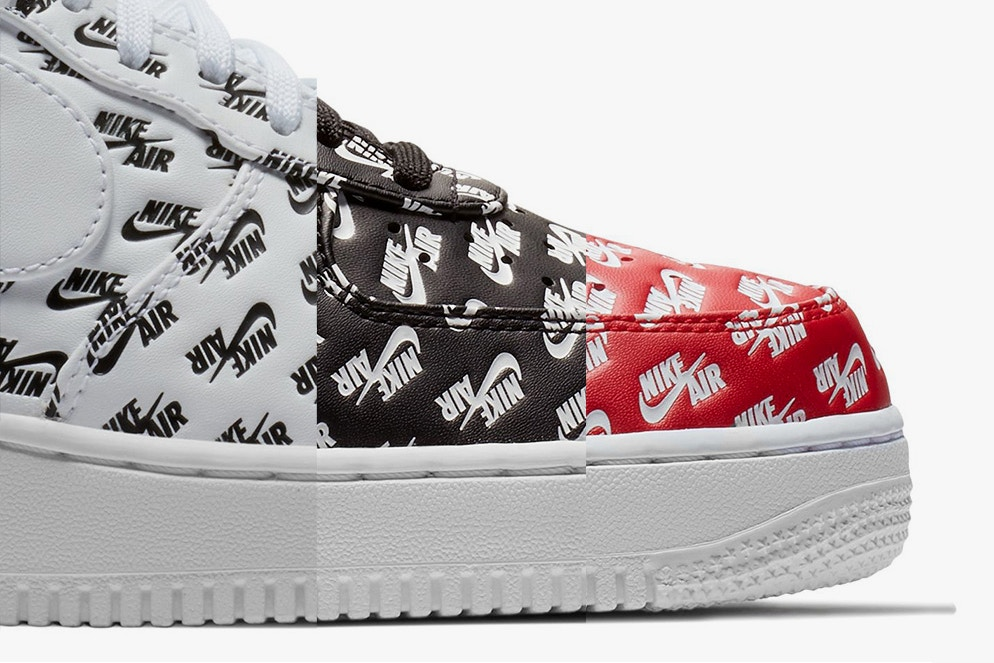 Nike Teases Air Force 1 in Classic 'All Over Print' [SneakPeak] http 2F2Fhypebeast