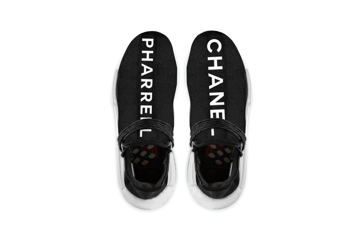 adidas Originals x Pharrell x Chanel Sneak Teased [SneakPeak] http 2F2Fhypebeast
