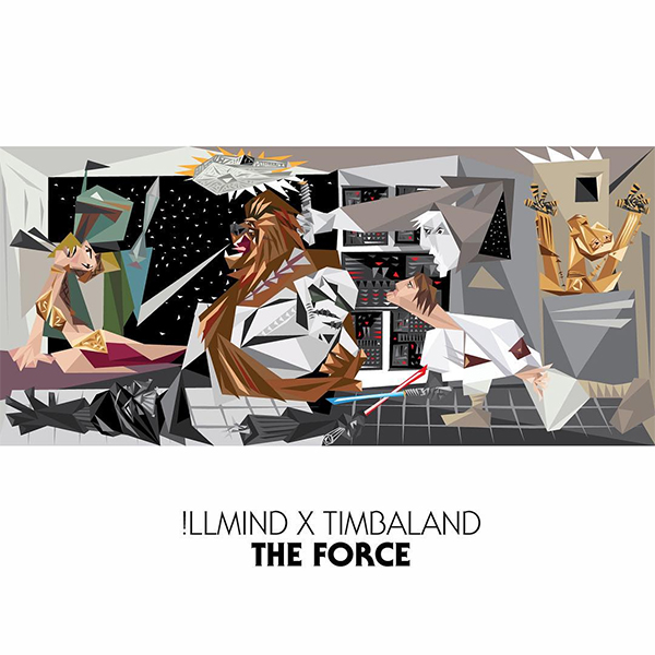 !llmind and Timbaland Drop Star Wars Inspired Joint illmind timbaland force