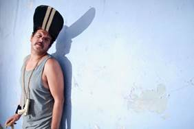 Jack Parow Gets His Mouth Rinsed With Soap image0026