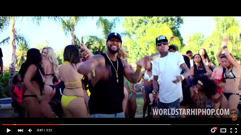 Omarion X Kid Ink X French Montana 'I'm Up' Video imup