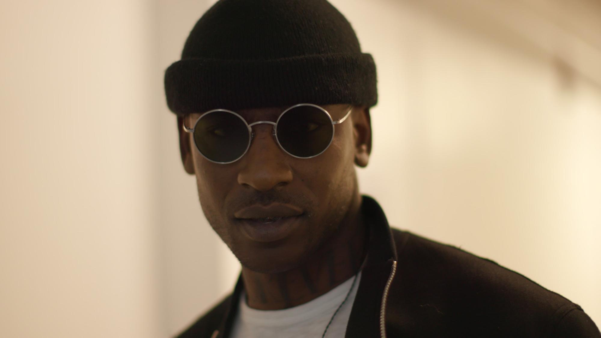 Watch Skepta Transform a Rolls-Royce Phantom Into A Music Studio in a rare interview skepta talks success envy and needing a break 1491572743