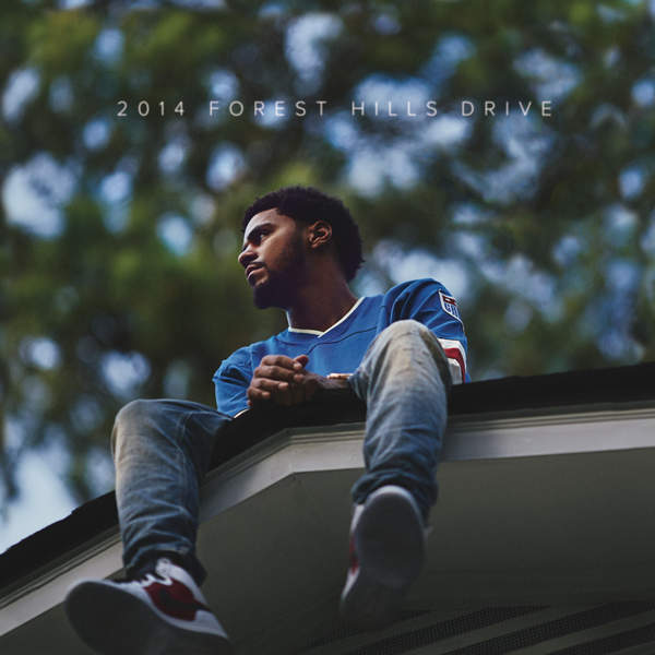 J.Cole drops trailer to new album and hosts listening session at his childhood home j cole 2014 forest hills drive main