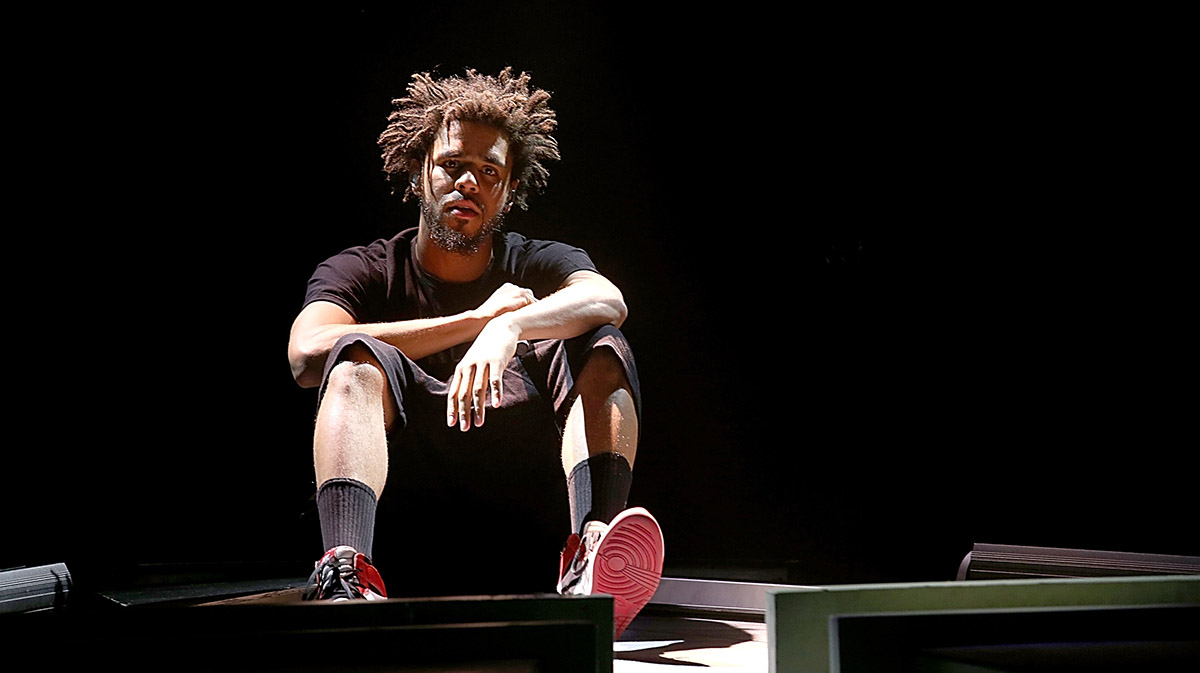 J. Cole's Dreamville Team Adds a New Member [Watch] j cole 2015