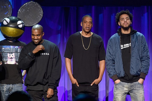J Cole's Album Is the 1st In 25 Years Go Platinum Without a Feature jay z talks tidal 13