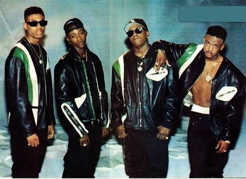 HYPE 'list' of our most gangster looking R&B singers of the 90s! jodeci