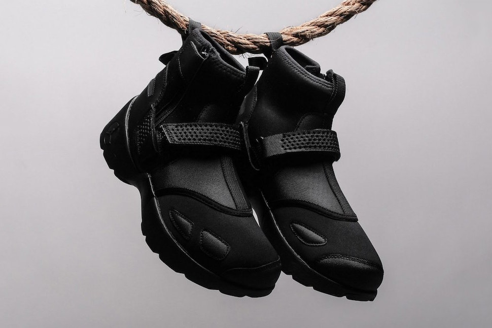 Jordan Trunner LX High 'Triple Black' [SneakPeak] jordan