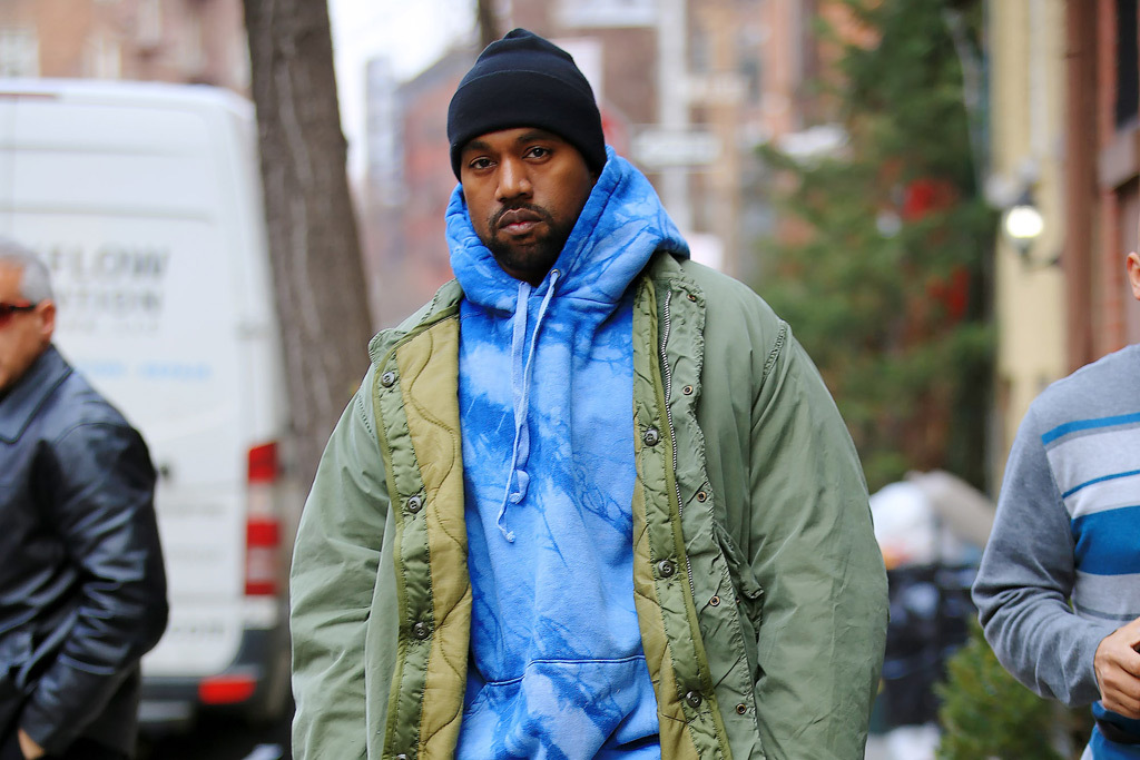 Kanye West Plans On Dropping 2 More Albums This Year kanye west new york