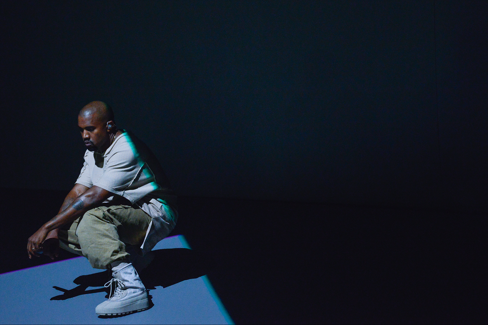 Francis And The Lights Drop New 'My City's Gone' Ft. Kanye West [Listen] kanye west paris fashion week concert series 01