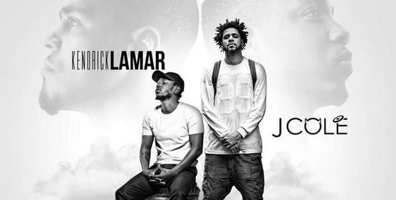 J Cole and Kendrick Set To Produce  Joint Album kendrick lamar j cole alleged album cover for reminiscing