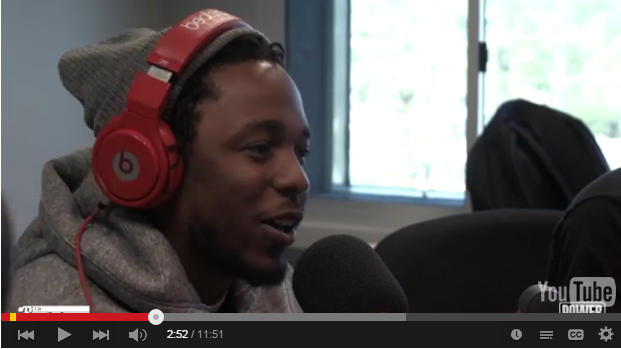 Kendrick's Album Was Inspired By His SA Trip king kendrick
