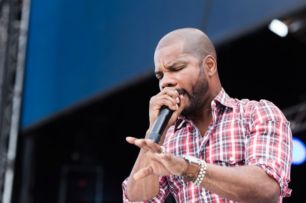 Kirk Franklin Talks About Working With Kanye West & Chance the Rapper [Watch] kirk franklin