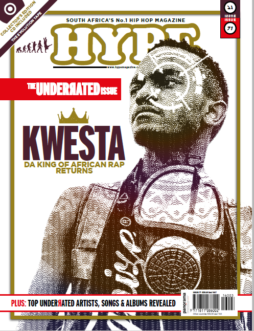 Kwesta Drops New 'Day One' Music Video Ft. AKA & Tweezy [Watch] kwes