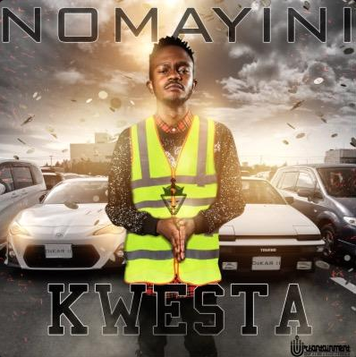 Kwesta Sings On His Latest Joint 'Nomayini' kwesta