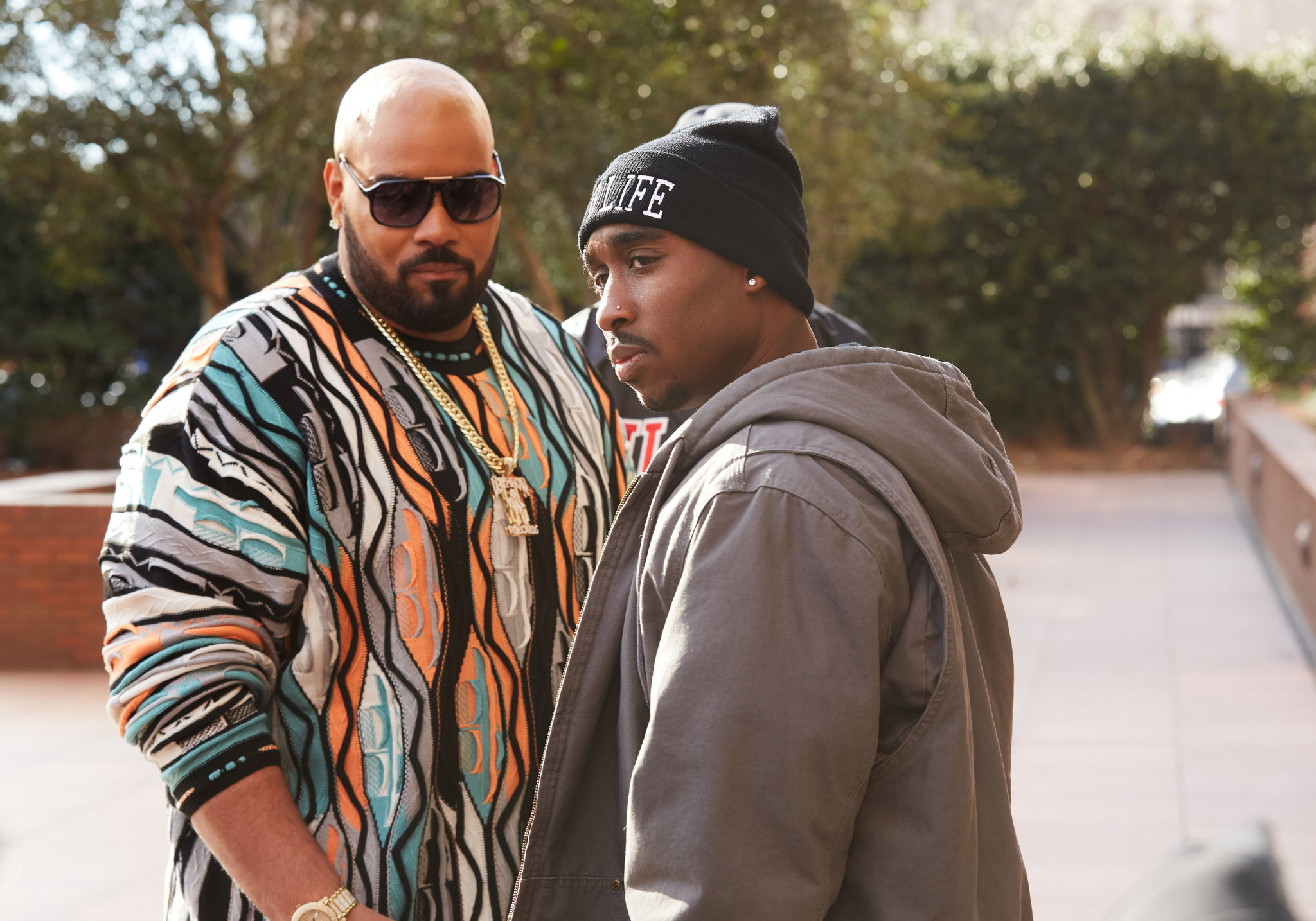 'All Eyez On Me' Tupac Biopic Exceeded Expectations During Opening Weekend la 1497820796 lps5wr6ldi snap image