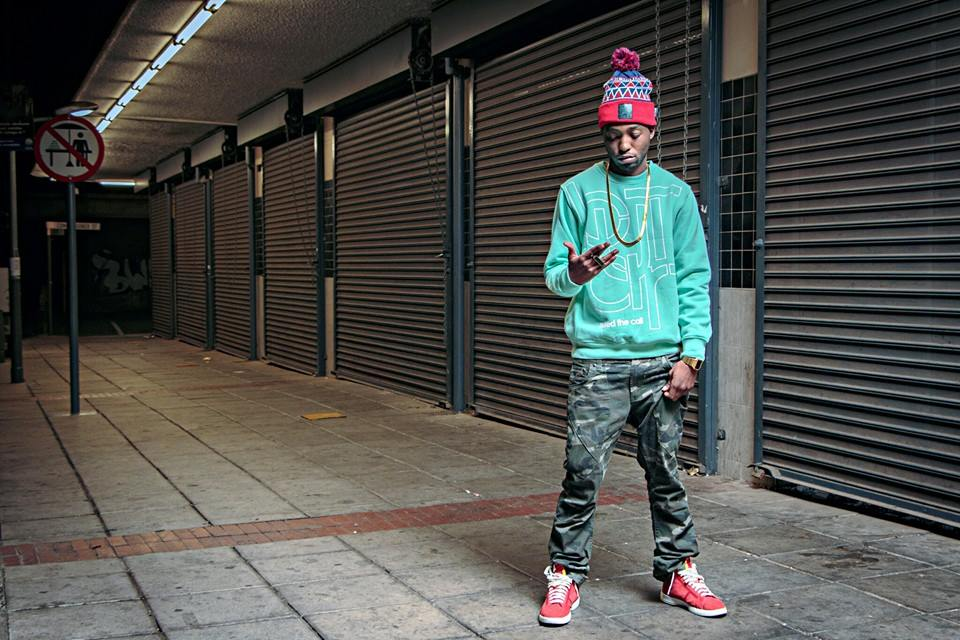 Why the 'B' in Butan stands for 'Business' look Tribal beanie Massive Connections sweater