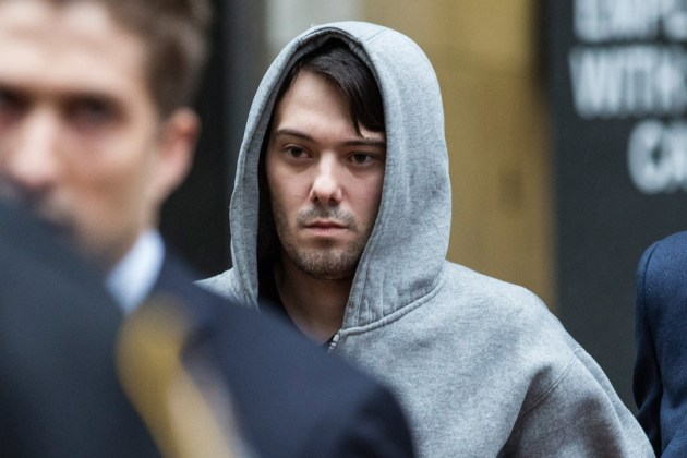 Martin Shkreli Sold His Rare Wu-Tang Clan Album for $1 Million martin shkreliwu tang1