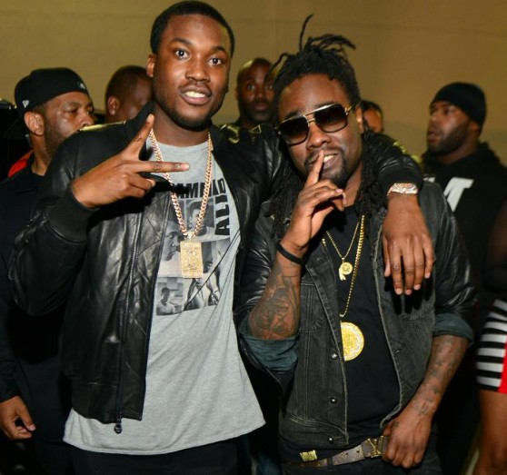 Meek Mill Disses Wale & Kicks Him Out Of MMG meek mill wale1
