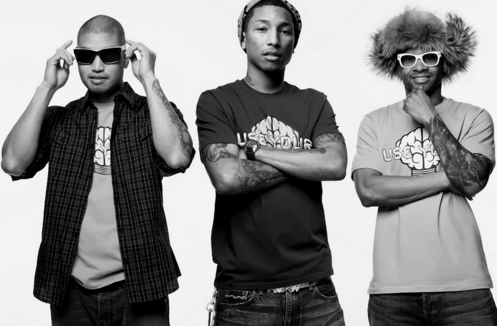 Have You Seen The New 'No_One Ever Really Dies' N.E.R.D. Album Track-list? nerd reunite complexcon 2017 reunion new album