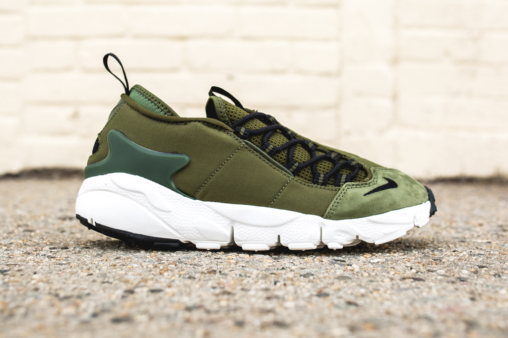 "Nike Air Footscape NM ""Legion Green"" (SneakPeak) nike air footscape nm legion green 1"