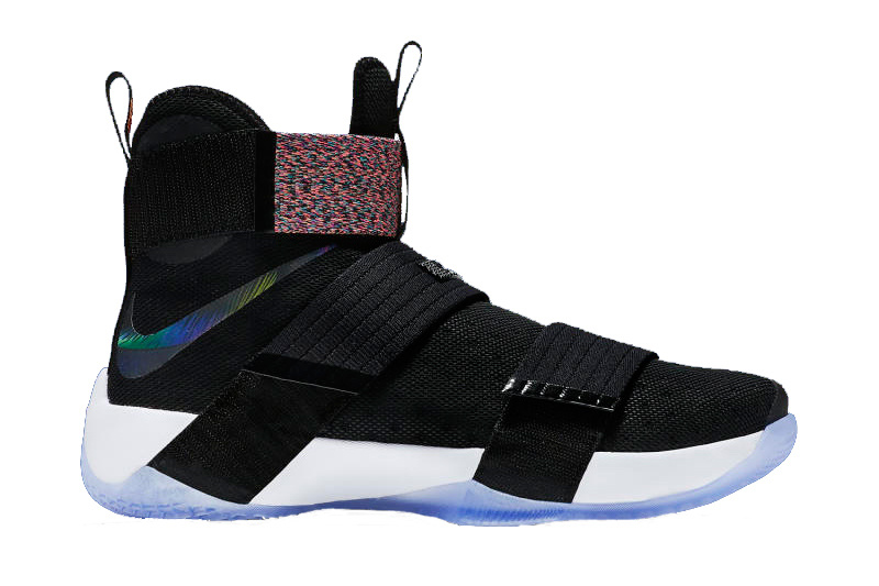 Nike LeBron 'Soldier 10' [SneakPeak] nike lebron soldier 10 colorful addition 1