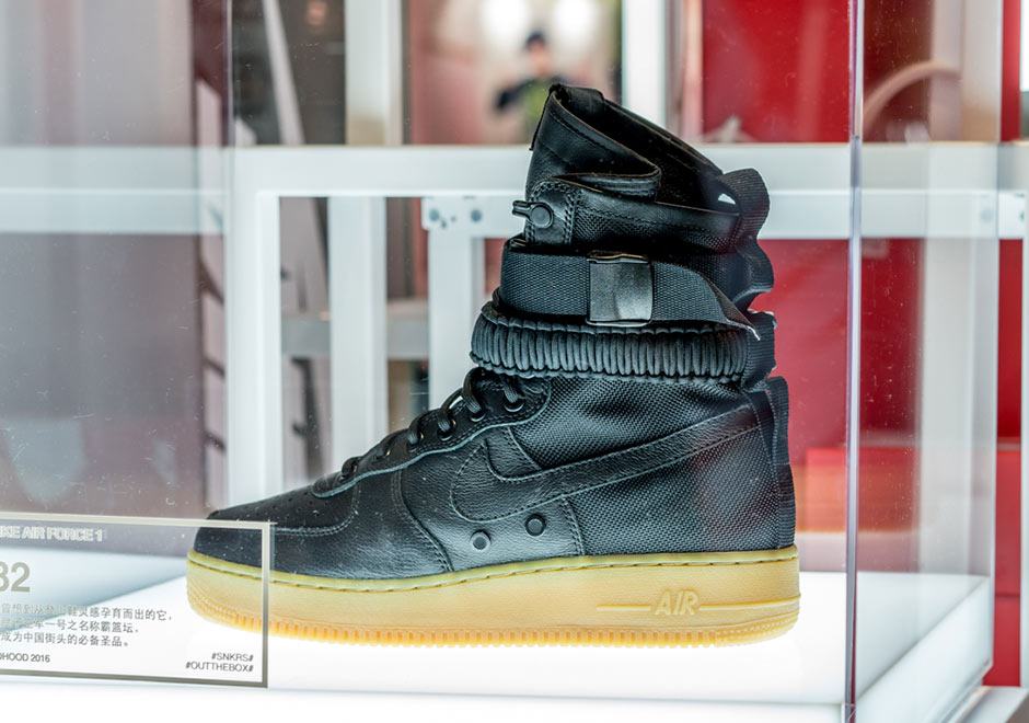 The 'Special Field' Air Force 1 [SneakPeak] nike sfaf1 special forces air force 3