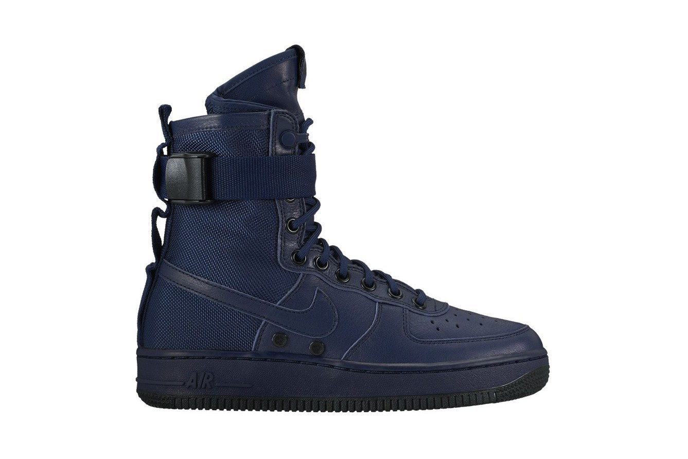The 'Binary Blue' Special Field Air Force 1 [SneakPeak] nike special field air force 1 womens navy 1