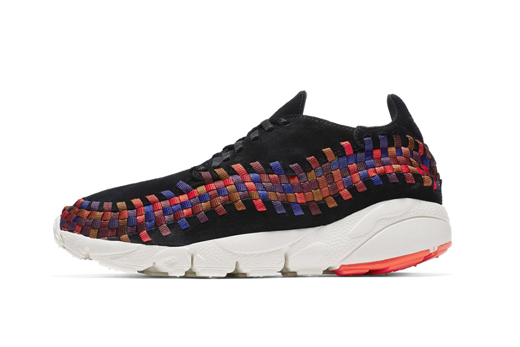 The Air Footscape Woven Silhouette [SneakPeak] nikelab air footscape woven 1